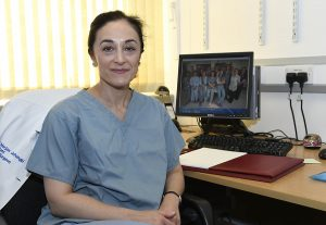 Marjan Jahangiri, Professor of Cardiac Surgery at St. George's Hospital, University London