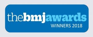 BMJ Awards 2018 Winners